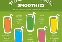 Juices, Smoothies and Shakes