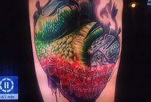 Love ink / Tattoo idea!