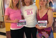 Niagara Falls Women's Half Marathon 2014
