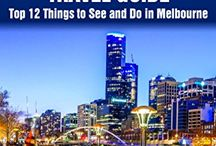 12 things in Melbourne