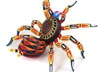 Oaxacan Wood Carvings Gallery Luis Pablo Spider