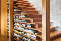 Stairways & Stairs / Creative and beautiful staircases, stairs, and ideas.