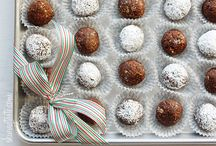 HOLIDAY SEASON {healthy treats}