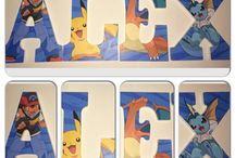 Pokémon room