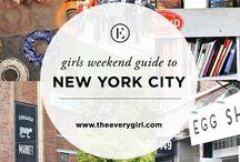 New york bday trip