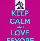 Love, Love Eeyore <3 / by Deanna Gradowski