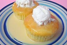 Lower-cal desserts