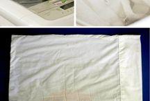 restore white clothes