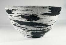 T i m e W i n d - Concrete Bowl / Concrete Bowl  colored pattern in mass