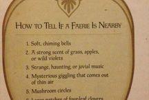 FAIRIE  THINGS