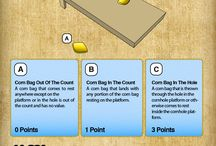 Cornhole ideas