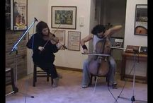 Rock & Violins  / Rock music interpreted by classic instruments like violins and Cellos / by Samy Novaes