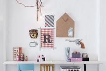 Ch. ënfants / Tous les intérieurs qui m'inspirent pour des chambres d'enfants