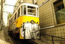 Lizbońskie windy / Zwiedzanie Lizbony przy pomocy windy? Czemu nie! Szczegóły tutaj: http://infolizbona.pl/?cat=6