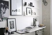 Wall decorating  / by Rebecca Meadley