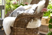 Wicker Chairs / This board shows how Wicker chairs can look great!