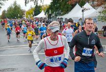 Marathons - Steve x