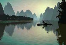 Voyage Asie