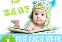 Pregnancy/newborn stuff