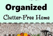 home organization and ideas