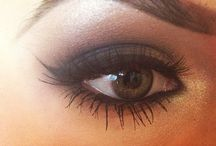Lush eyes / Eye make up
