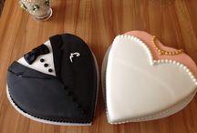 Wedding Cake / Sugar fondant