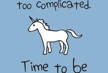 Unicorns / All about unicorns! / by Jez Kemp