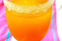 Orange Tan Mocktail