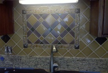 Kitchen Backsplash Design / by Ellis Design Group, LLC