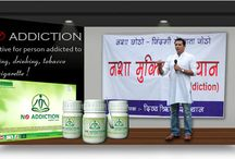 No Addiction Powder from Teleone / No Addiction Powder of Divyarishi Sansthan is an effective Ayurvedic Medicine to get rid of any kind of drug Addiction.No Addiction is a Mixture of 17 precious Ayurvedic herbs. It contains Kudzu (Vidarikand) which is used worldwide for alcoholism and widely researched for its benefits. It has been established overtime as remedy to cure addiction from alcohol, cigarette, tobacco with results and no side effect. Check Out Details at http://www.teleone.in/no-addiction.html