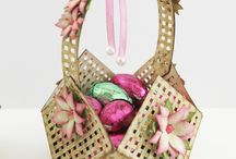 Easter Projects with Spellbinders