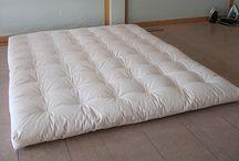 live long with futon / handgemaakte katoenen matrassen en dekbedden