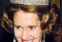 Queen Fabiola / Belgian Royals