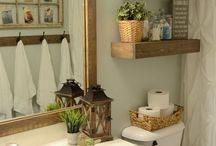 Bath makeover ideas