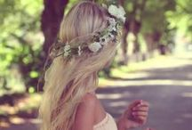Photo shoot flowers