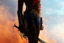 Wonder Woman (2017) / When a pilot crashes and tells of conflict in the outside world, Diana, an Amazonian warrior in training, leaves home to fight a war, discovering her full powers and true destiny. Staring:  Gal Gadot, Chris Pine, Robin Wright, Connie Nielsen, David Thewlis, Elena Anaya, Danny Huston, Lucy Davis, Ewen Bremner, Saïd Taghmaoui, Lisa Loven Kongsli, Mayling Ng, Miroslav Zaruba, Mick Slaney, Doutzen Kroes, Eleanor Matsuura, Samantha Jo...