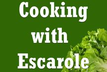 Cooking with Escarole