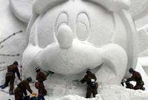 Snow & Ice Art / by Deborah McCroskey