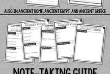 Grade 7: Ancient civilizations