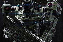 Armor&Mecha