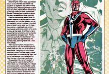 Deceased DC Comics Characters / List of dead DC Comics characters.