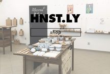 HNST.LY // shop