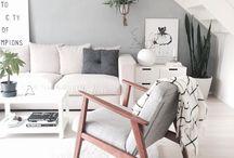 Interior design - Skandináv