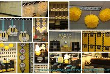 Bee Theme / by Andrea Cotner