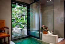 Interior - Bathroom  / by The Small Garden