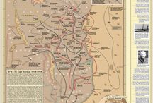 WW1 Maps and Infographics