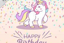 Parabéns-aniversários