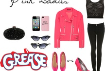Grease outfits / by Jenny Beard