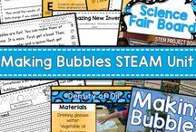 STEM & STEAM Activities for Primary / Ideas for teaching a STEM model in a primary classroom.