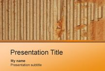 Textures PowerPoint Templates
